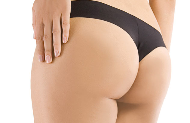 Augmentation fesses par injection de graisse